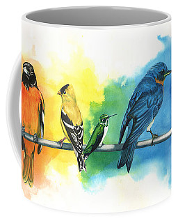 Oriole Coffee Mugs