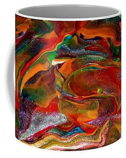 Rainbow Blossom Coffee Mug