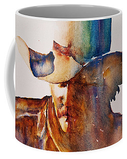 Rainbow Cowboy Coffee Mug