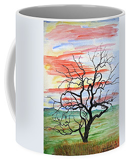 Rainbow Mesquite Coffee Mug