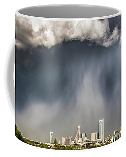 Rainbow Over Charlotte Coffee Mug
