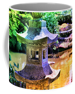 Rainbow Pagoda Coffee Mug