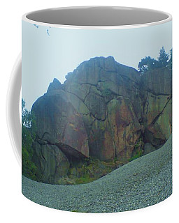 Rainbow Rock Coffee Mug