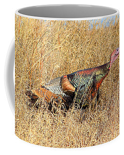 Rainbow Turkey Coffee Mug