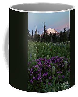 Rainier Pastel Dawn Coffee Mug