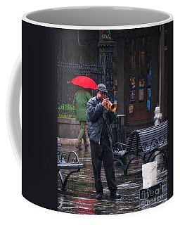 Rainy Day Blues New Orleans Coffee Mug