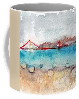 Rainy Day In San Francisco  Coffee Mug