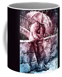 Rainy Day - Love In The Rain #color01 Coffee Mug