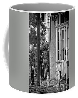 Rainy Day Lunch New Orleans Coffee Mug
