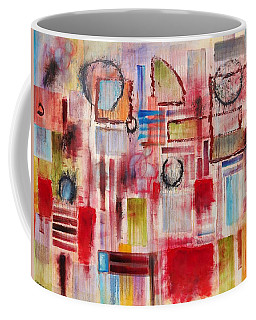 Rainy Panes Coffee Mug