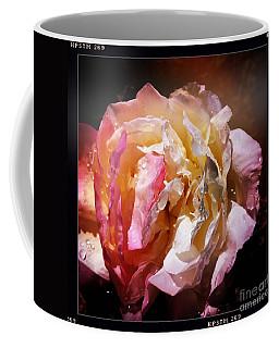 Rainy Rose Coffee Mug