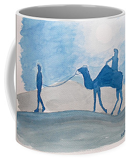 Rajasthani Blues Coffee Mug