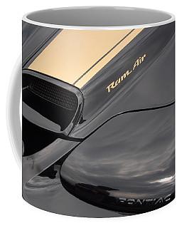 Coffee Mug featuring the photograph Ram Air by John Schneider