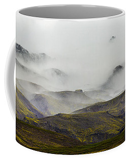 Ramble Thru The Mountains I Coffee Mug