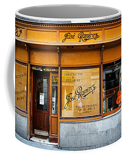 Ramirez Guitars Workshop Coffee Mug
