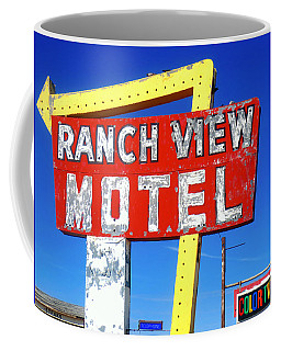 Ranch View Motel Coffee Mug