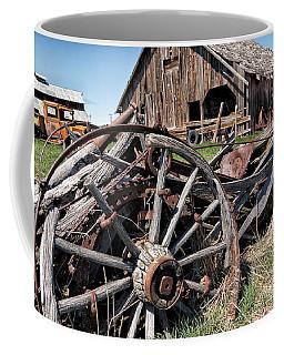 Ranch Wagon Coffee Mug