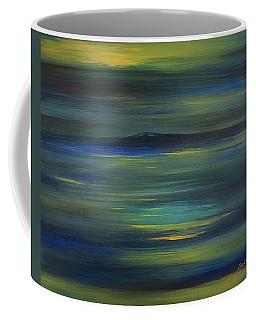 Rangeley Coffee Mug by Dick Bourgault
