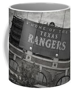 Rangers Ballpark In Arlington Coffee Mug