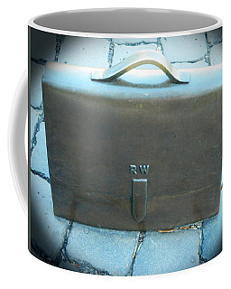 Coffee Mug featuring the photograph Raoul Wallenberg Dedication - Nyc by Emmy Marie Vickers