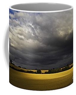 Rapefield Under Dark Sky Coffee Mug