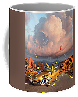 Rapt Patrol Coffee Mug