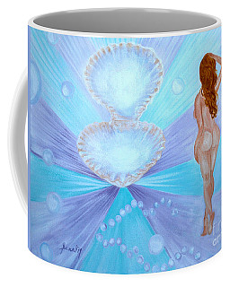 Rare Pearl. Inspirations Collection. Coffee Mug