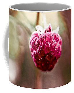 Raspberry Coffee Mug by Leif Sohlman