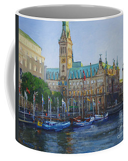 Rathaus Coffee Mug