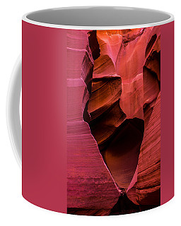 Rattlesnake Heart Coffee Mug
