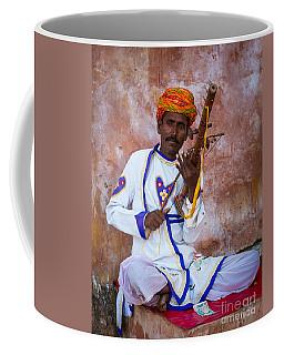 Ravanhatha Musician Coffee Mug