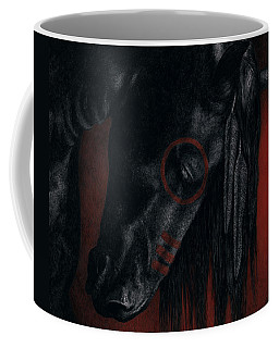 Raven Wing Coffee Mug by Pat Erickson