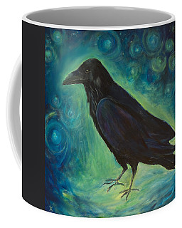 Space Raven Coffee Mug