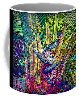 Coffee Mug featuring the photograph Ravenala by Hanny Heim