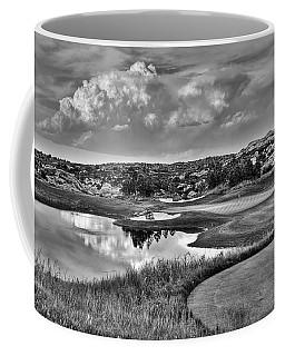 Ravenna IIi Black And White Coffee Mug