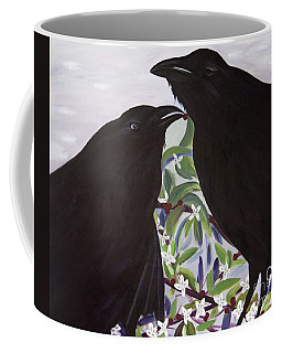 Ravens Song Coffee Mug