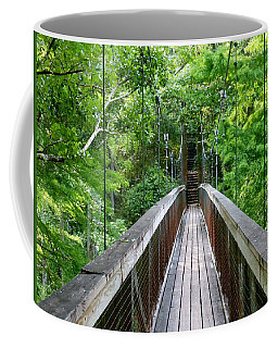 Ravine Bridge 3 Coffee Mug by Kay Gilley