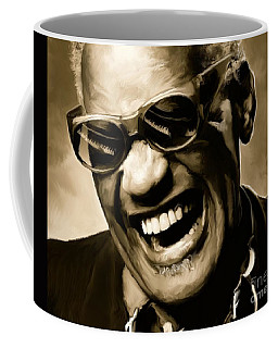 Ray Charles - Portrait Coffee Mug