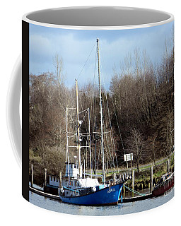 Raymond Fishing Boats Coffee Mug