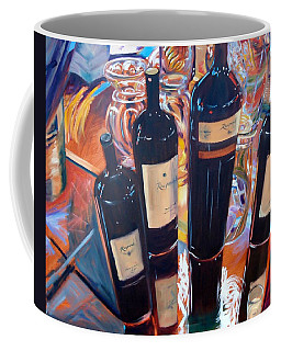 Raymond Vineyards Crystal Cellar Coffee Mug by Donna Tuten