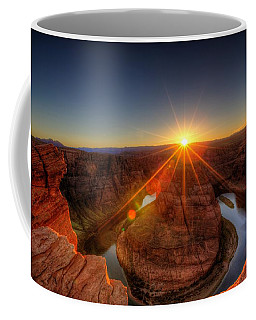 Rays Of Sunshine Coffee Mug