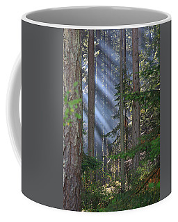 Rays Coffee Mug by Randy Hall