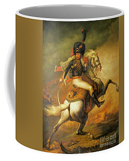 Re Classic Oil Painting General On Canvas#16-2-5-08 Coffee Mug