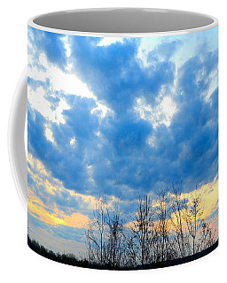 Reach Out And Touch The Sky Coffee Mug