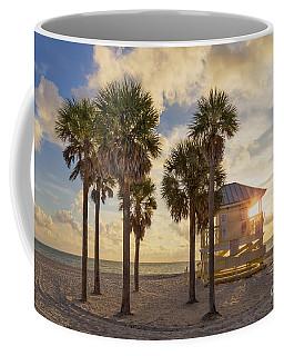 Reach The Dawn Coffee Mug