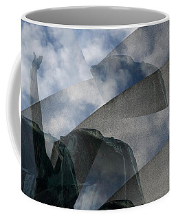 Reaching Heaven Coffee Mug