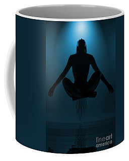 Reaching Nirvana.. Coffee Mug