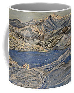 Reaching The Dream  Coffee Mug