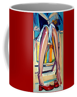 Read On Coffee Mug by Ecinja Art Works