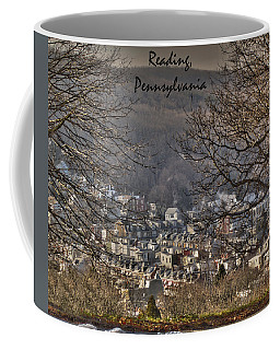 Reading Pennsylvania Coffee Mug